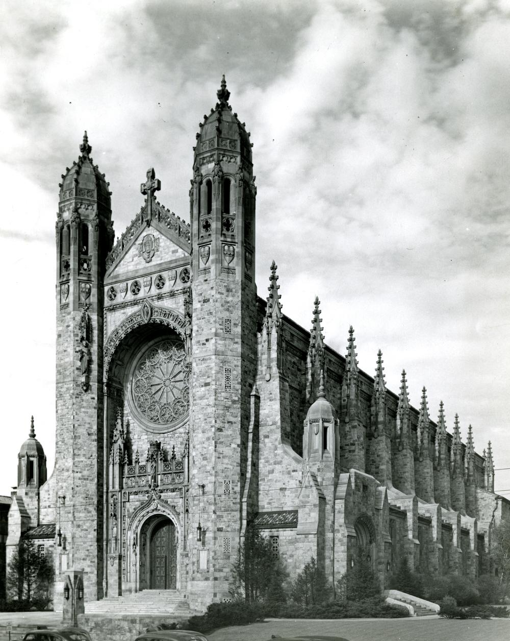 Our Lady of the Holy Rosary Cathedral