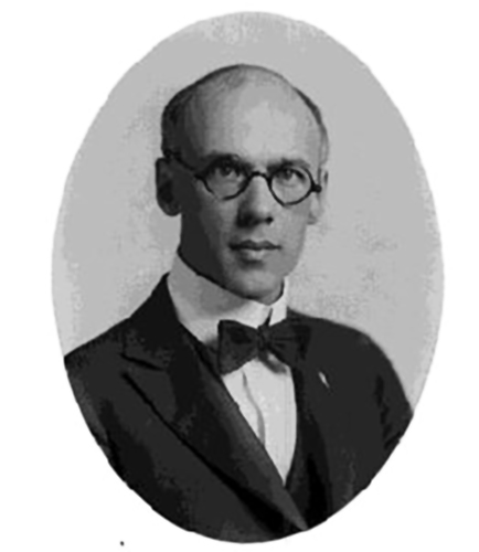 A. Monroe Stowe, president of UT from 1914-1925.